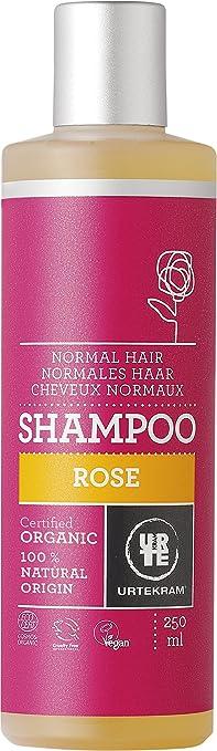 Shampoo Orgânico Gerânio Rose Urtekram Com 250ml