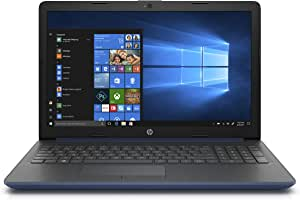 "HP 15-db0024ns - Ordenador portátil 15.6"" HD (AMD A9-9425, 12GB RAM, 256GB SSD, Dedicada, AMD Radeon 520-2GB, Windows 10) color azul - Teclado QWERTY Español"