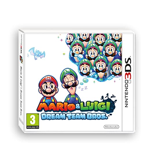 42 opinioni per Mario E Luigi: Dream Team Bros- Nintendo 3DS