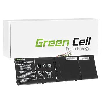 Green Cell® Batería para Acer Aspire V5-552G Ordenador (3500mAh 15.0V Negro): Amazon.es: Electrónica