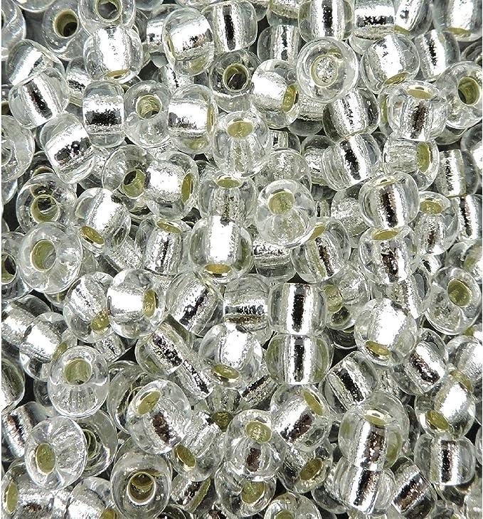 Seed Beads 6-514D Miyuki Seed Beads 60 Lemon Ice Ceylon 20 grams  diy beads