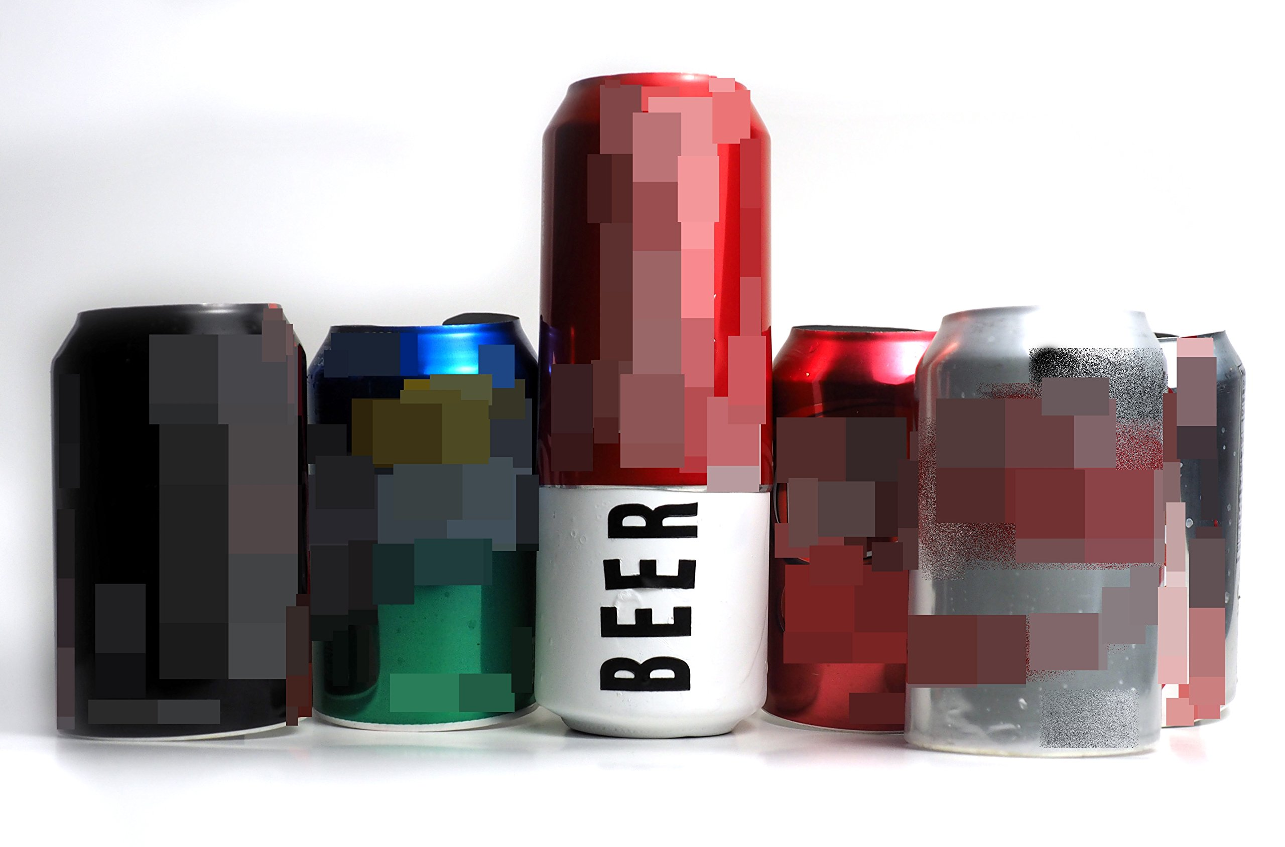 14 Beer can covers