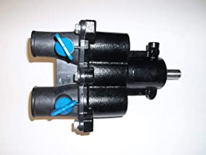 Raw Sea Water Pump for Mercruiser Marine 4.3 5.0 5.7 8.1 L Belt Driven Impeller Engine Cooling