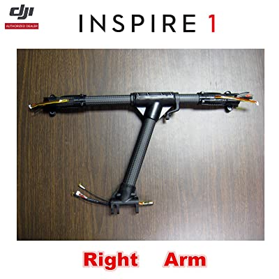 DJI Inspire 1 V2.0 Drone Right Arm Assembly Carbon Fibre Frame Main Frame Boom: Camera & Photo