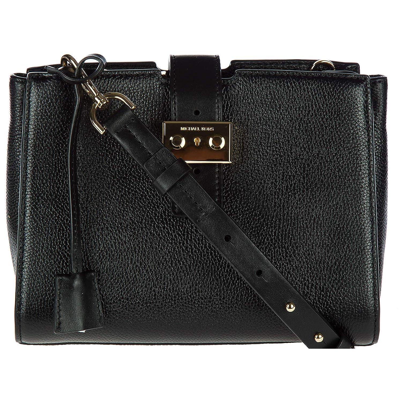 d1b4dfb39cc678 MICHAEL Michael Kors Bond Medium Shoulder Messenger Crossbody Bag:  Handbags: Amazon.com