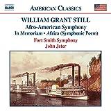 Still: In Memoriam / Africa / Symphony No. 1, 'Afro-American'
