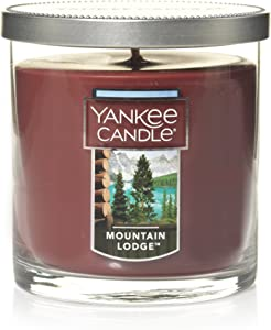 Yankee Candle Small Tumbler Candle, Mountain Lodge
