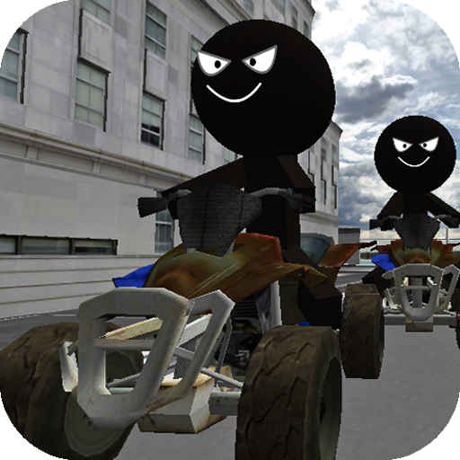 Stunt Stick Bike Life - Free Driving Derby Simulator (Game Ninjago)