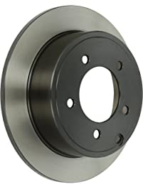 Wagner BD126539E Premium E-Coated Brake Rotor, Rear