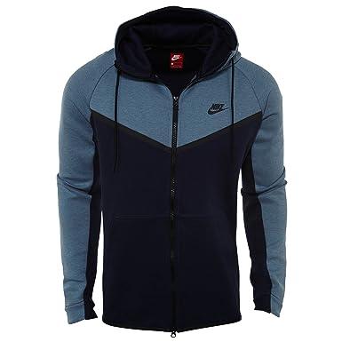 another chance official supplier new list Nike Sweat à Capuche Sportswear Tech Fleece Windrunner ...