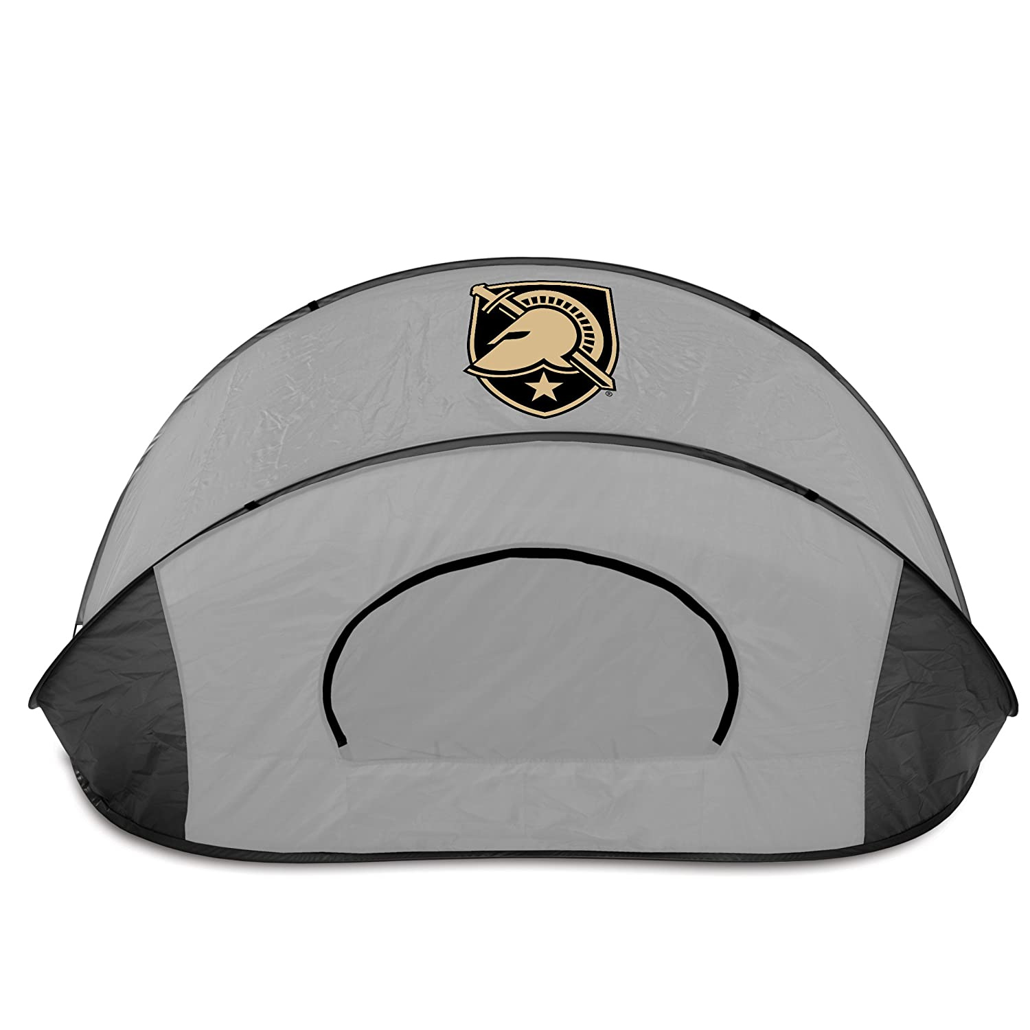 NCAA Army-US Military Academy Black Knights Manta Portable Pop-Up Sun/Wind Shelter by Picnic Time   B00AAVH4GM
