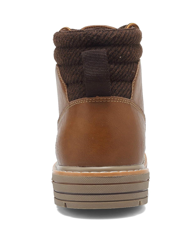 Quicksilk Eyushijia Mens Waterproof Snow Boots Hiking Boot