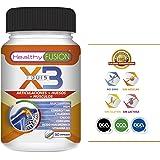 Potente y Eficaz Cúrcuma Pura con Colágeno Hidrolizado, Ácido Hialurónico, Condroitina, Glucosamina,