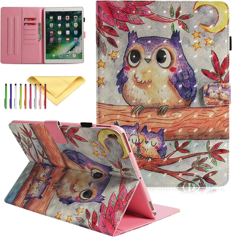 Tablet Sleeve iPad Case Owls iPad Cover Tablet Cover iPad Cover Fabric iPad Cover Tablet Case Tablet Cover Fabric iPad Sleeve