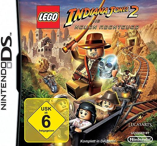 Lego Indiana Jones 2 [Importación alemana]: Amazon.es: Videojuegos