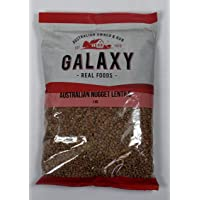 Galaxy Foods Red Whole Nugget Lentils - Australian, 1 kg