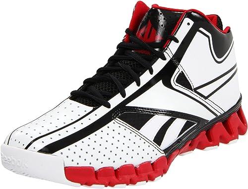 de8979e710f Reebok Men s Wall Season 2  Zig Encore Basketball Shoe