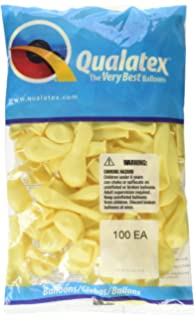 100 Qualatex Ivory Silk 11 Latex Balloons SG/_B000R4OH1M/_US