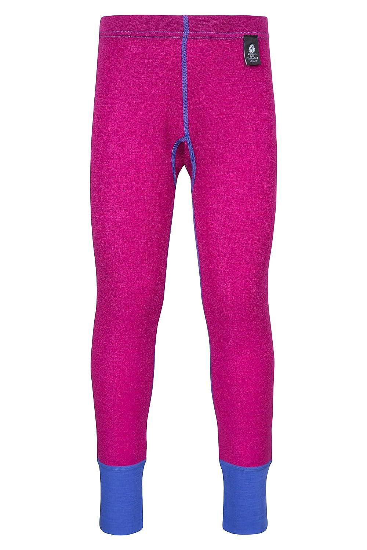 Mountain Warehouse Merino Kids Trousers - Lightweight Childrens Pants