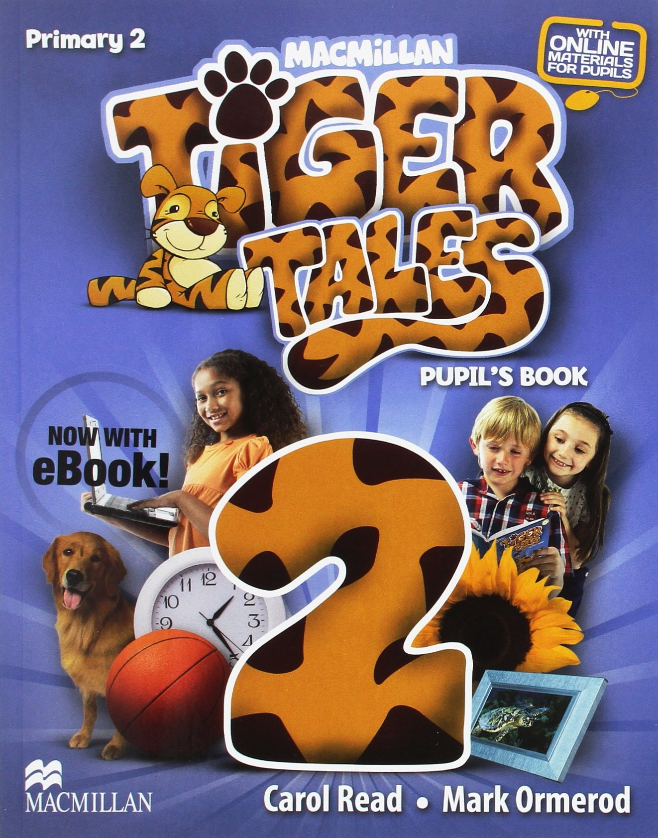 TIGER 2 Pb Pk (ebook+Skills Tr): Amazon.es: Read, Carol, Ormerod ...