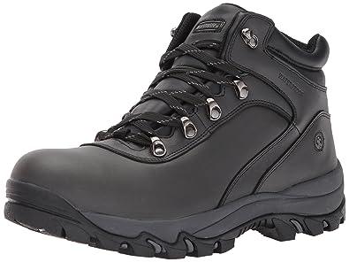 ff3f02ea1b1 Amazon.com   Northside Men's Apex Mid Hiking Boot, Black, 7.5 D(M ...