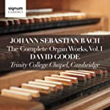 Johann Sebastian Bach: The Complete Organ Works, Vol. 1 - Trinity College Chapel, Cambridge