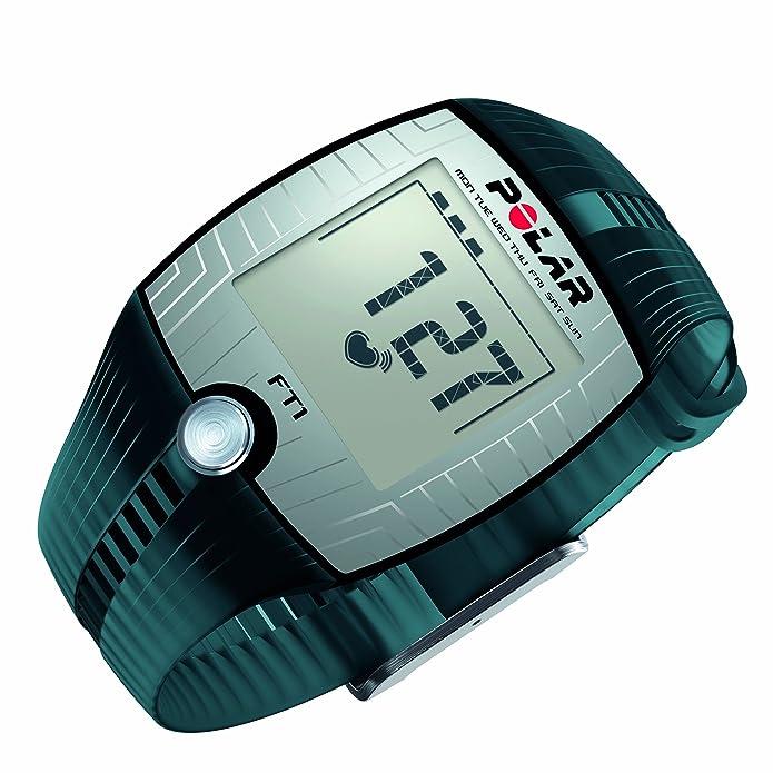 Polar FT1 - Reloj pulsómetro de Entrenamiento para Fitness y Cross-Training