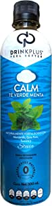 DrinkPlus Bebida Natural, Té Verde Menta, 500 ml