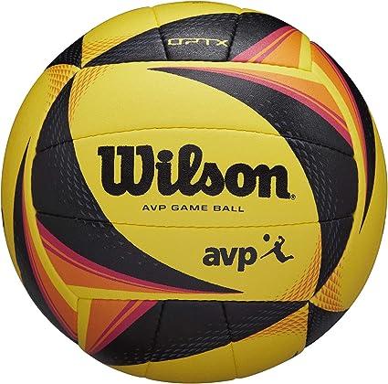 Wilson Optx Avp Balon Voleibol Playa, Unisex Adulto, Amarillo, 5 ...