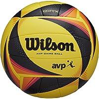 Wilson Optx Avp Balon Voleibol Playa, Unisex Adulto, Amarillo, 5