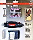 Drill Master Rotary Tool Kit, 80 Pc
