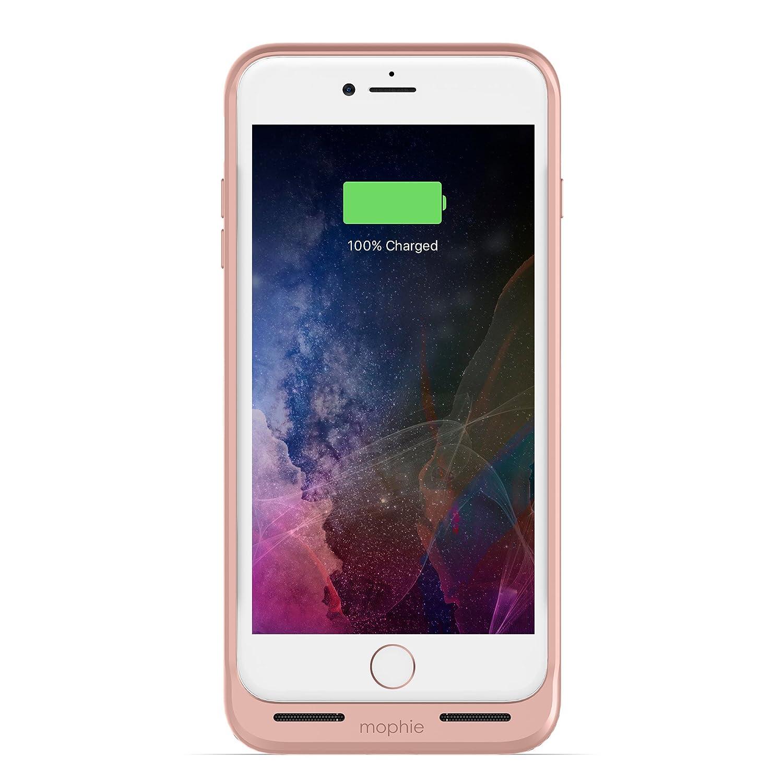 7287f60b8d2 Mophie 3974_JPA-IP7P-RGLD-I - Slim Estuche batería para Apple iPhone 7  Plus, Color Rosa y Oro: Zagg: Amazon.es: Electrónica