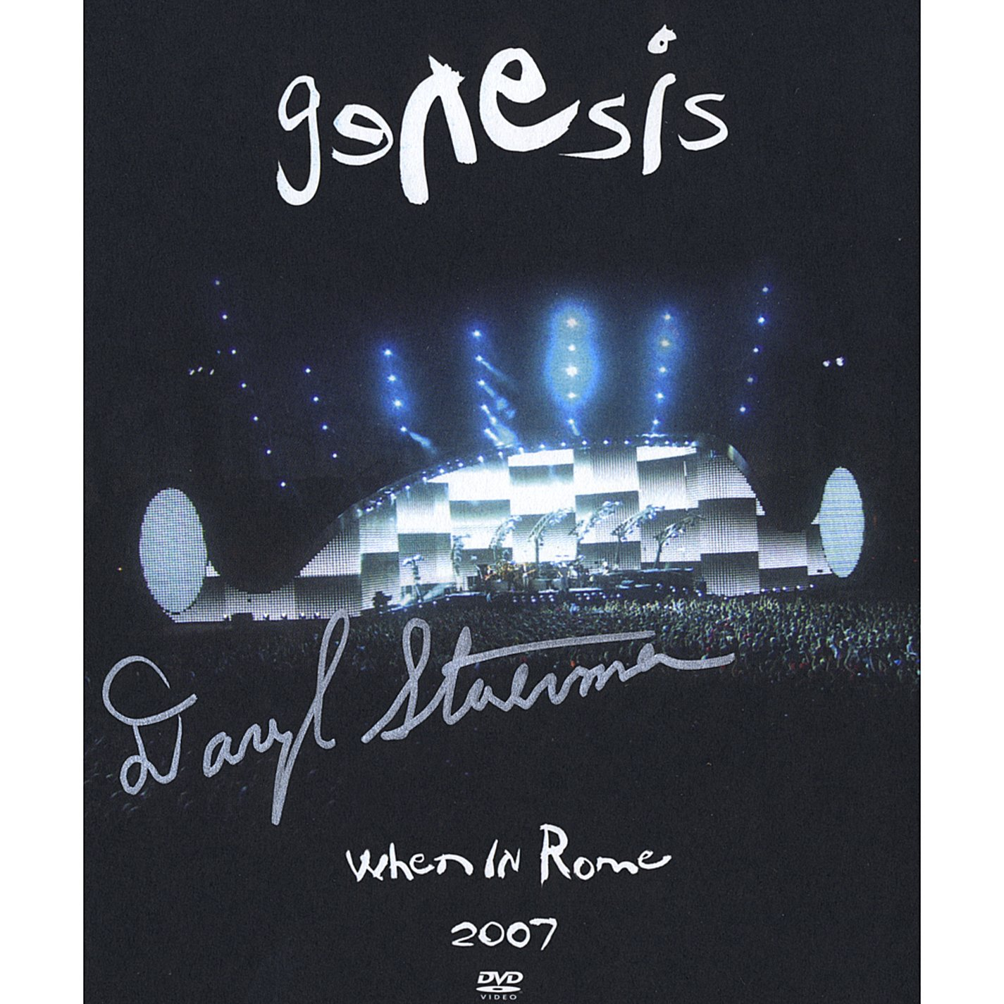 Genesis 2007: When In Rome: Live [DVD]