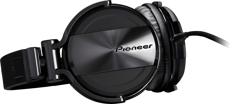 pioneer hdj 1500. amazon.com: pioneer hdj-1500-k professional dj headphones - black chrome: electronics hdj 1500