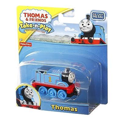 Fisher-Price Thomas & Friends Take-n-Play, Thomas: Toys & Games