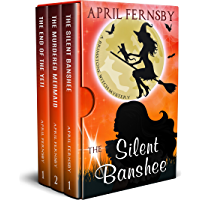 Brimstone Witch Mysteries - Box Set 2 (English Edition)