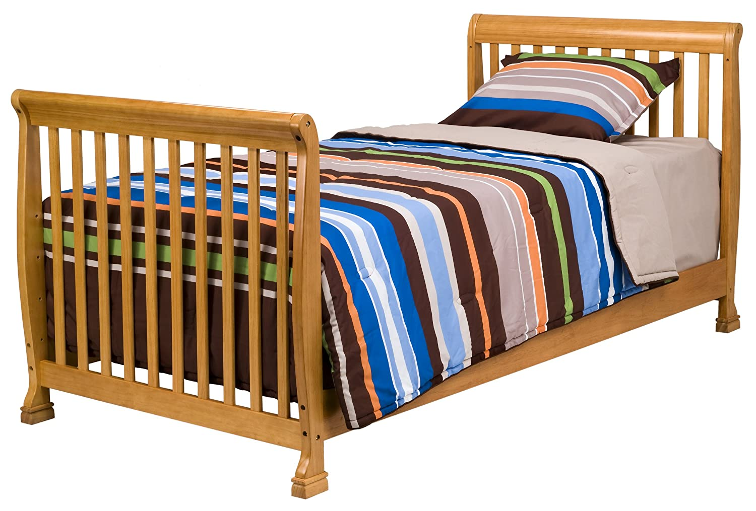 amazing oak rustic nat hardwood cribs nursery solid furniture baby teak with anderson cool crib