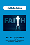 Helping Hand December 2017 - February 2018: Faith in Action (The Helping Hand in Bible Study #134)