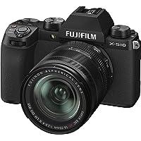 Fujifilm X-S10 Aparat Cyfrowy z Obiektywem XF18, Biały, 26.1 MP
