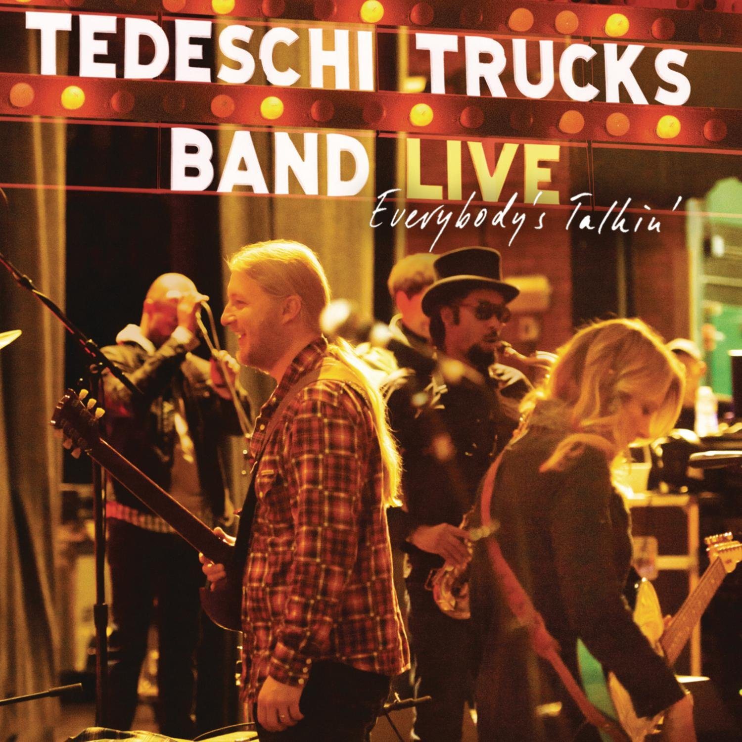 Image result for Everybody's Talkin' [Tedeschi Trucks Band album)