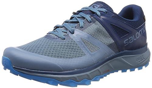 Salomon Trailster Gtxâ, Calzado de Trail Running, Impermeable para Hombre: Amazon.es: Zapatos y complementos