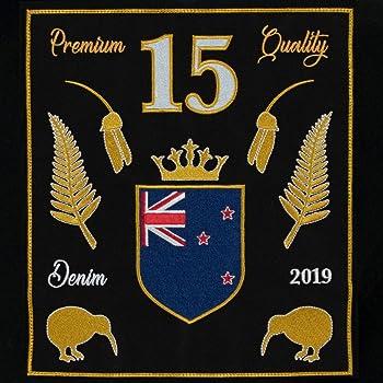 Oranguthan New Zealand Camiseta Polo Rugby Nueva Zelanda Hombre ...