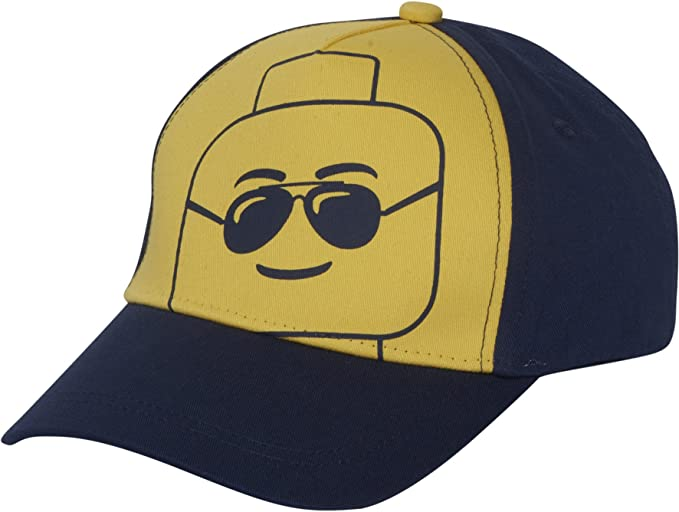LEGO Wear Boy Carlos 156-CAP, Gorra para Niños, Multicolor (Dark ...