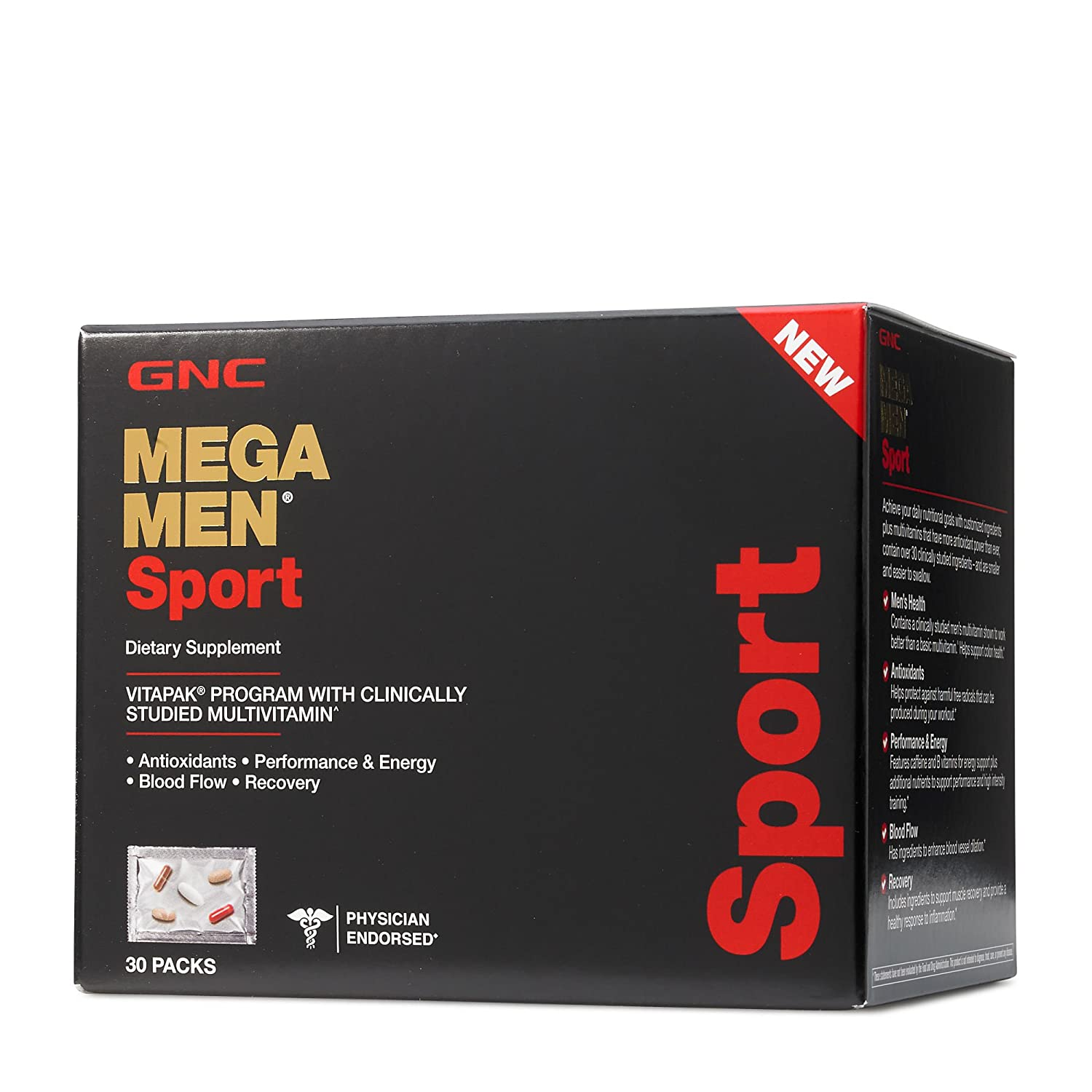 Gen x labs sports amp fitness performance kit 11 week program 4 - Amazon Com Gnc Mega Men Sport Capsules 30 Count Health Personal Care