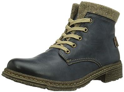 81c4427193d9 Rieker Damen 74214 Kurzschaft Stiefel  Amazon.de  Schuhe   Handtaschen