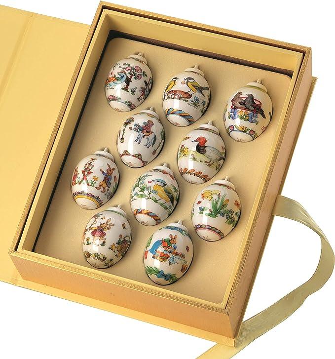 /'mini-œufs//ans article Pâques 2019/' Porcelaine Mini-œufs... Hutschenreuther