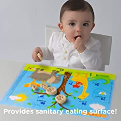Top 10 Best Silicone Placemats (2020 Reviews & Buying Guide) 3