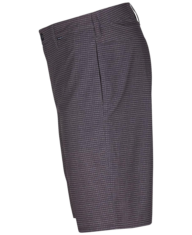 "Hurley Men/'s Phantom Liberty 20.5/"" Walk Shorts Brown Cargo Khaki"