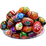 Amazon Price History for:Polish Easter Handpainted Wooden Eggs (Pisanki), Set of 6