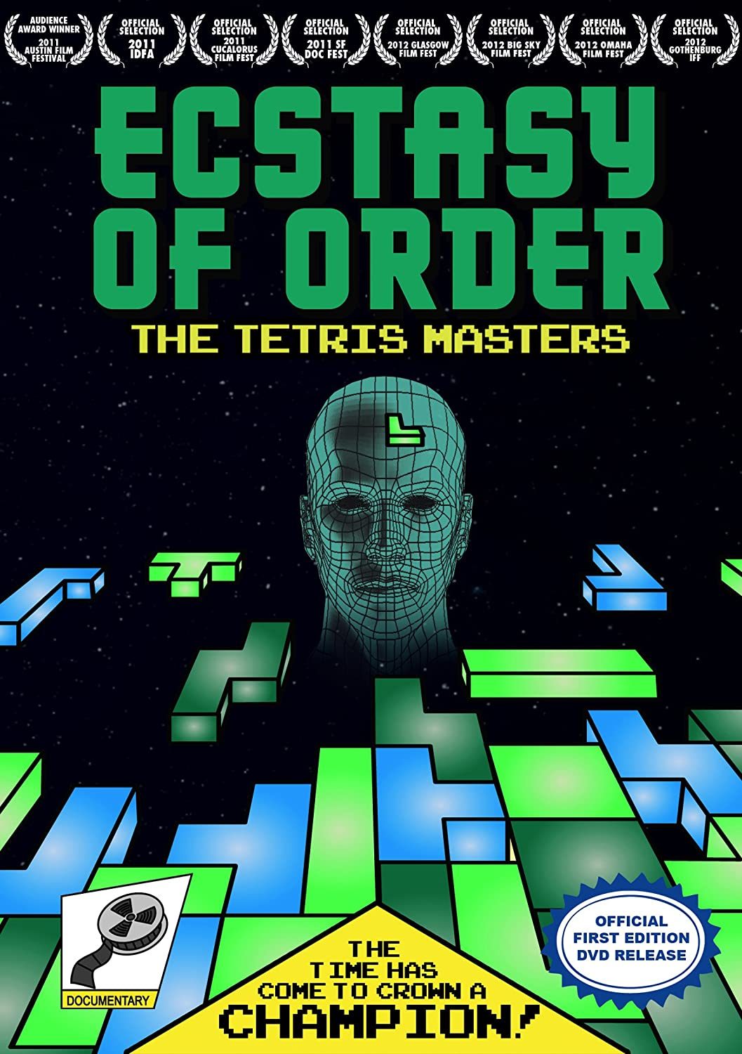 Ecstasy Of Order The Tetris Masters Amazon Ca Harry Hong Thor